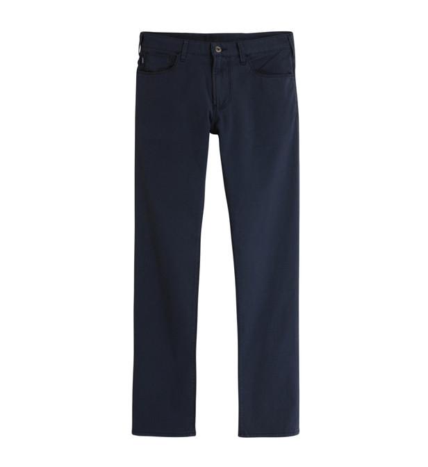 pantalone cinque tasche Armani jeans blu