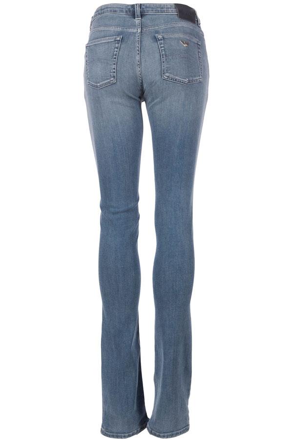 Armani jeans da donna donna elasticizzato con vita regolare-1