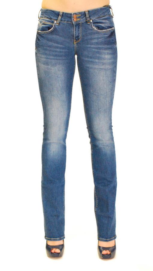 Guess jeans da donna a zampa