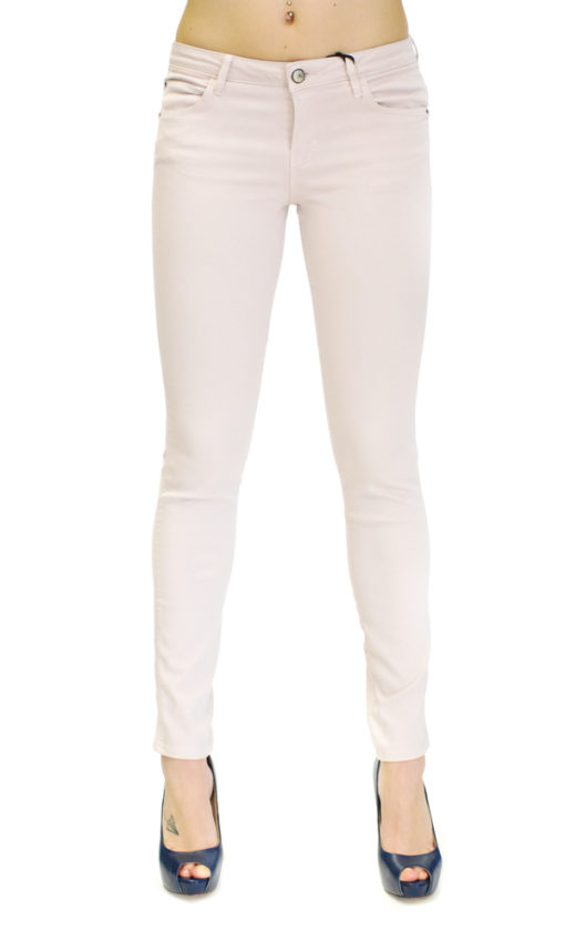 Guess jeans rosa stretch