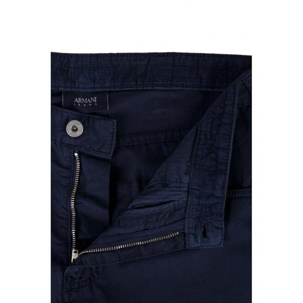 Armani jeans pantalone blu cinque tasche j45-2