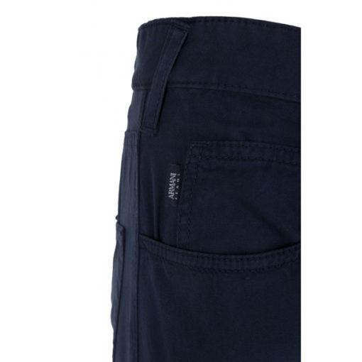 Armani jeans pantalone blu cinque tasche j45-3