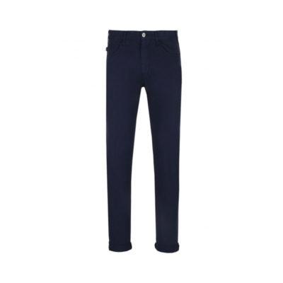 Armani jeans pantalone blu cinque tasche j45