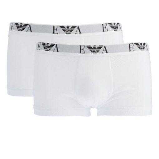 Emporio Armani boxer bianco 2 pack