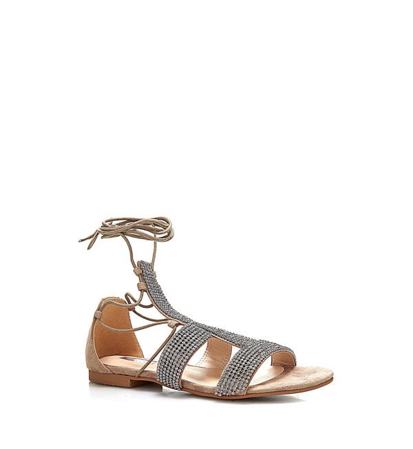 Guess sandalo legato alla schiava -1