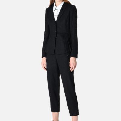Armani jeans giacca grigia da donna