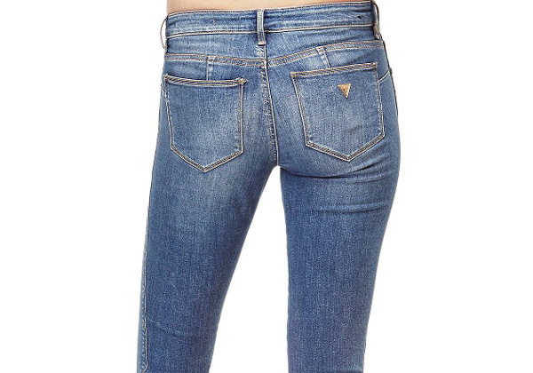 Jeans da donna Guess skinny push up-2