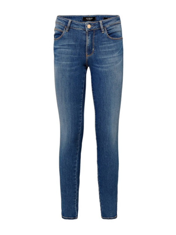 Jeans da donna Guess skinny push up-3