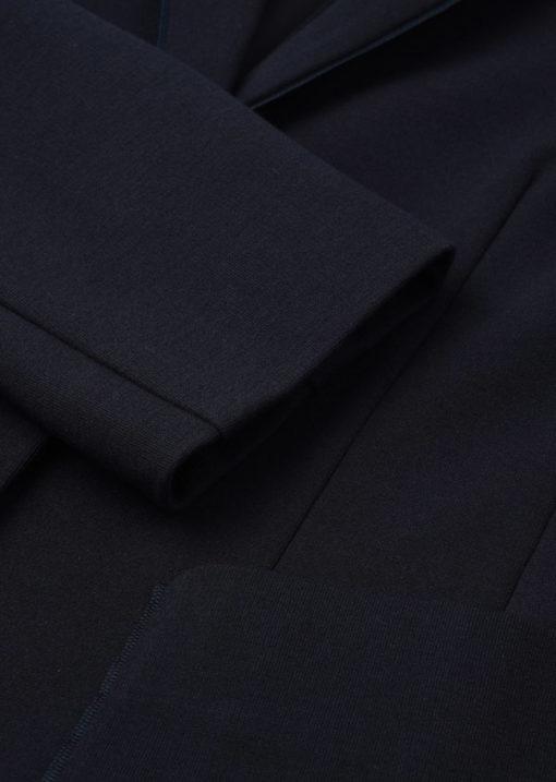 Armani jeans giacca da donna blu slim fit-2