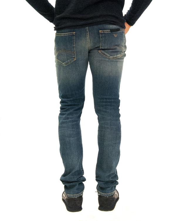 Jeans Armani uomo moldello extra slim fit j10 -1