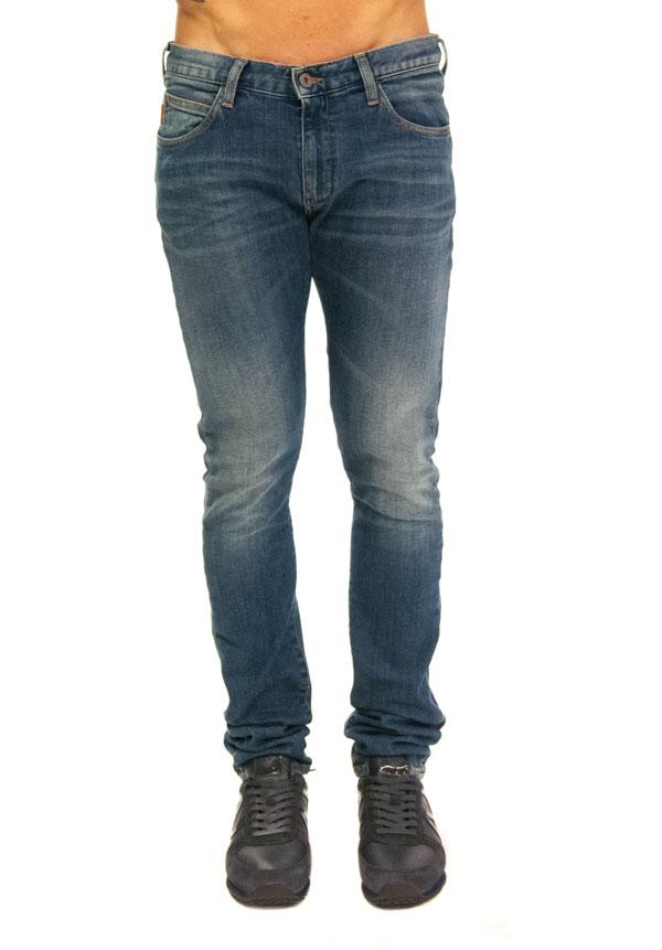 Jeans Armani uomo moldello extra slim fit j10