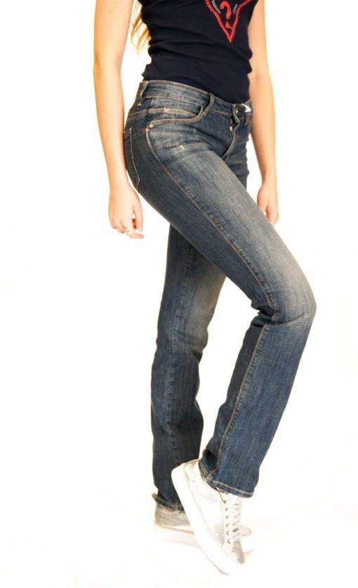 GUESS jeans con gamba dritta da donna