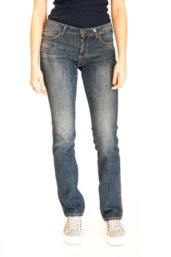 GUESS jeans con gamba dritta da donna -1