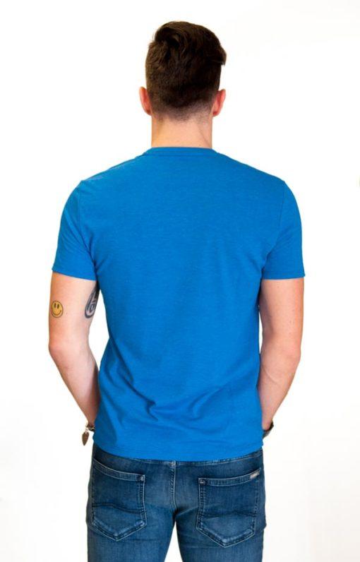 Armani Exchange maglietta da uomo con stampa -4