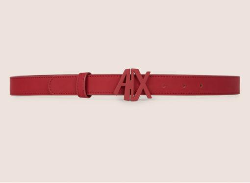 Armani Exchange cintura da donna con fibbia A|X-2