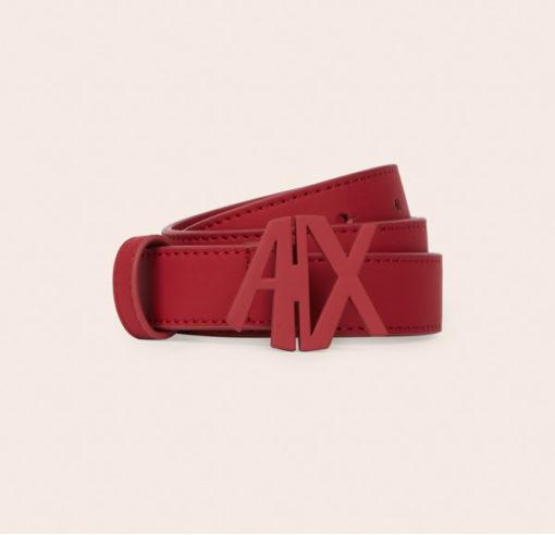 Armani Exchange cintura da donna con fibbia A|X-1