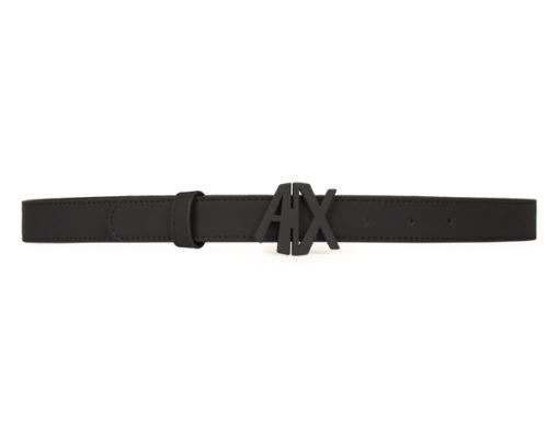 Armani Exchange cintura da donna con fibbia A|X
