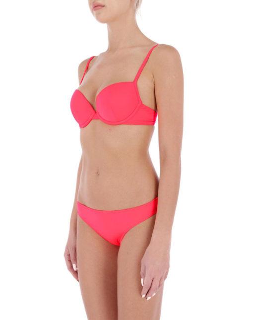 EA7 ARMANI EXCHANGE bikini fluo reggiseno push up