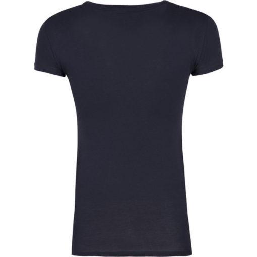 Maglietta mezza manica in cotone Armani Exchange da donna 4
