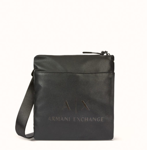 Armani Exchange borsello uomo in similpelle -1