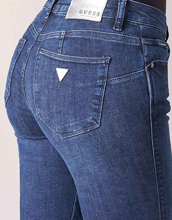 JEANS DONNA GUESS SHAPE UP ELASTICIZZATO   Blumarestore 04a1c4874e3