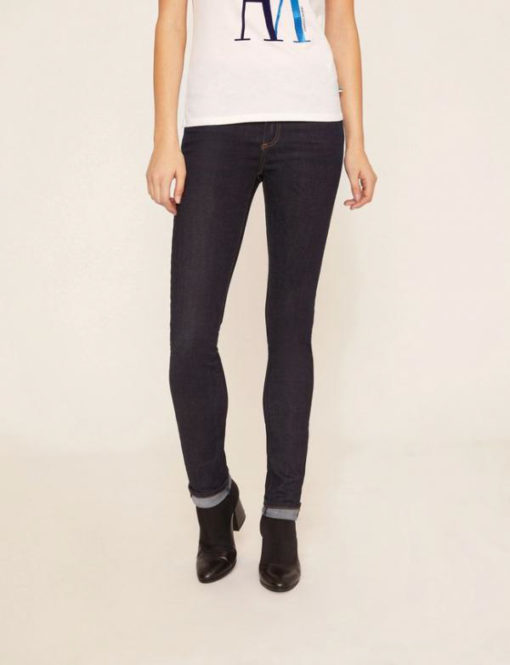 ARMANI EXCHANGE jeans donna j45 con fondo dritto