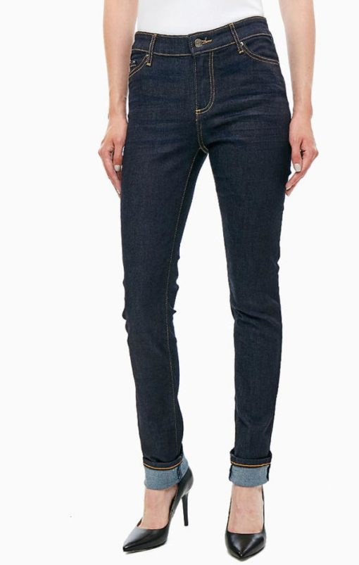 ARMANI EXCHANGE jeans donna j45 con fondo dritto -2