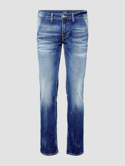 GUESS jeans chino skinny da uomo-3