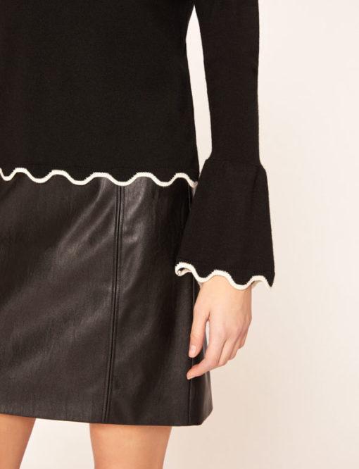 ARMANI EXCHANGE maglia lupetto da donna -4