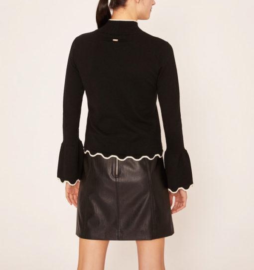ARMANI EXCHANGE maglia lupetto da donna -6