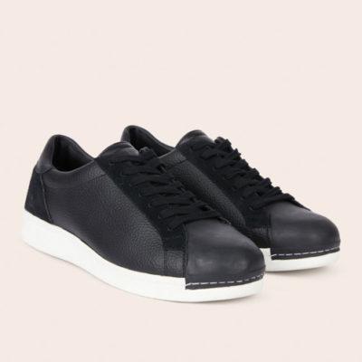 ARMANI Exchange scarpa allacciata tinta unita