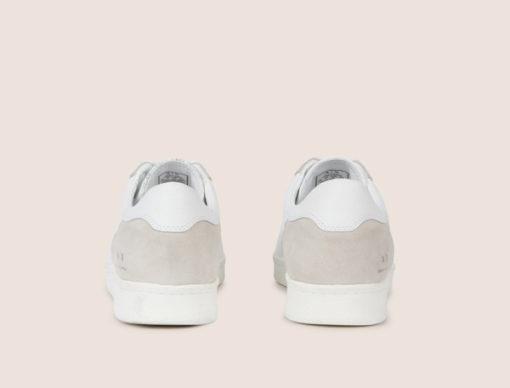 ARMANI Exchange scarpa allacciata tinta unita-9