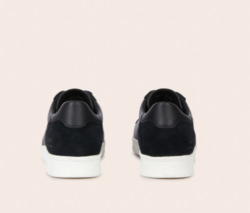 ARMANI Exchange scarpa allacciata tinta unita-8