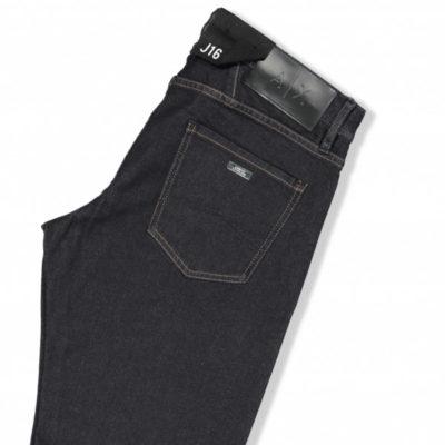 Jeans uomo elasticizzato con cuciture a contrasto Armani Exchange