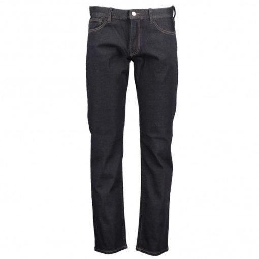 Jeans uomo elasticizzato con cuciture a contrasto Armani Exchange -1