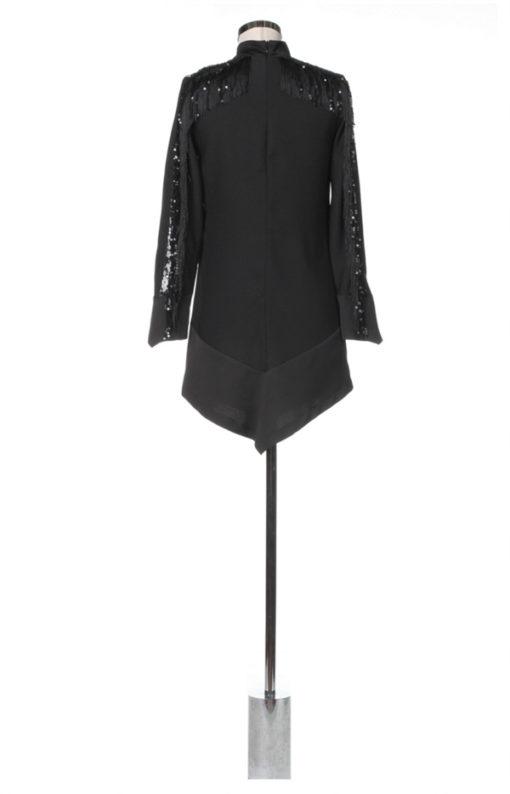 abitino corto nero Denny Rose donna -3