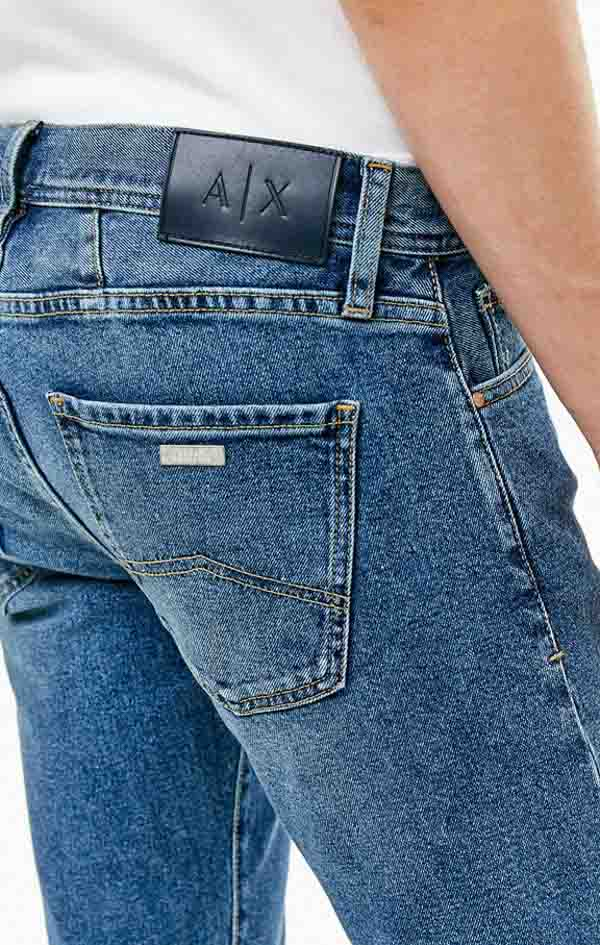 ARMANI EXCHANGE jeans j16 chiaro da uomo -3 92013f1dc0fd