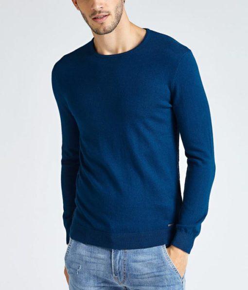 GUESS maglia uomo misto cashmere