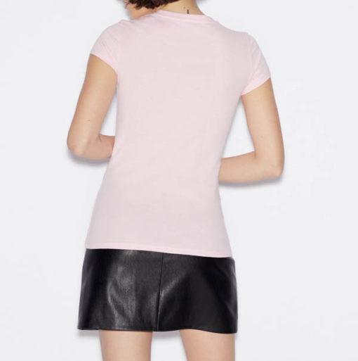 maglietta donna ARMANI EXCHANGE con stampa-6
