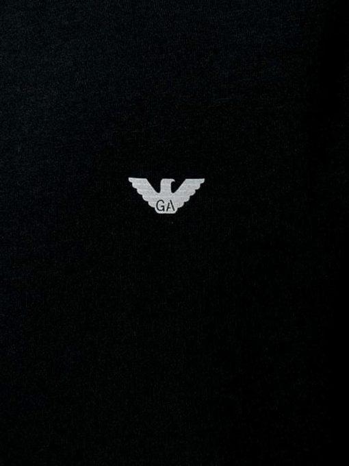 EMPORIO ARMANI t-shirt girocollo uomo con piccola aquila-8