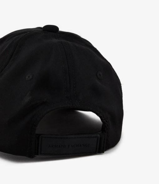 ARMANI EXCHANGE cappello da uomo nero-2