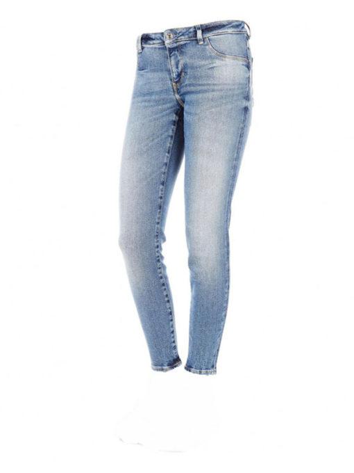 GUESS jeans donna elasticizzato con ricamo stella