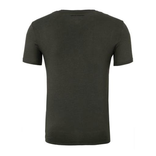 maglietta uomo Armani Exchange girocollo con logo-8