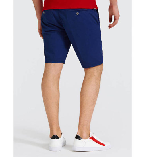 GUESS pantaloncino in cotone stretch da uomo-8