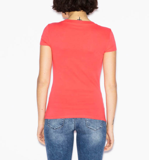 Armani Exchange t-shirt in cotone donna-7
