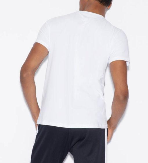 Maglietta uomo stampa Armani Exchange-7
