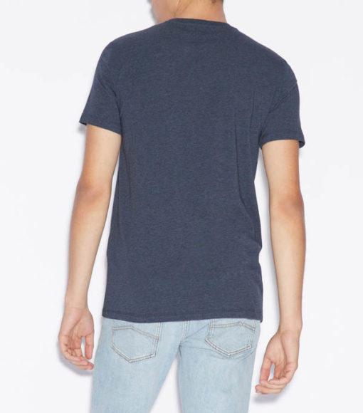Maglietta uomo stampa Armani Exchange-8