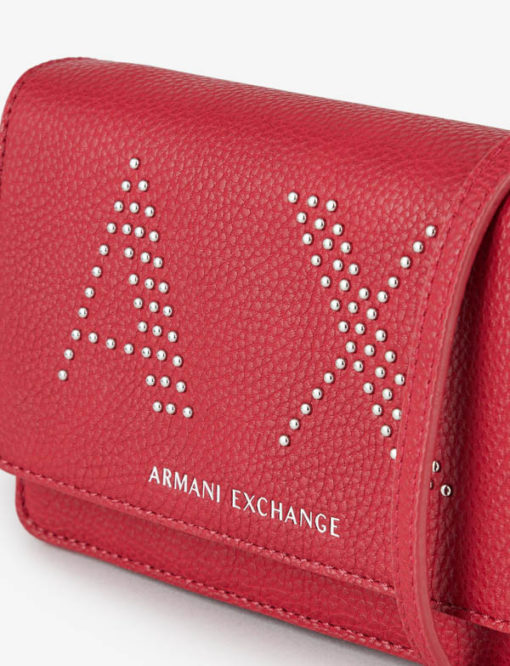Armani Exchange borsa tracolla donna piccola-3