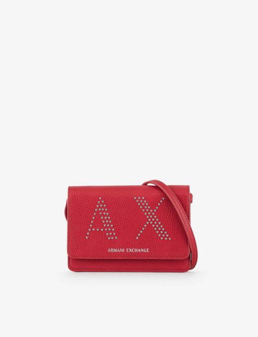 Armani Exchange borsa tracolla donna piccola-1