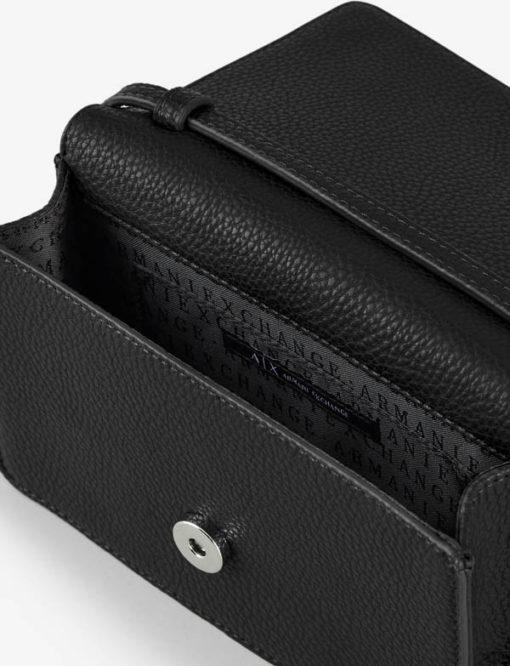 Armani Exchange borsa tracolla donna piccola-7